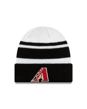 MLB Arizona Diamondbacks New Era Cozy Knit - Black