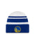 NBA Golden State Warriors New Era Cozy Knit - Blue