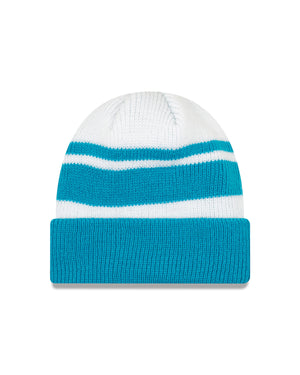 NFL Carolina Panthers New Era Cozy Knit - Blue