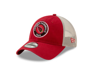 NFL Arizona Cardinals New Era Established Circle 9TWENTY - Red