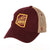 NCAA Arizona State Sun Devils Zephyr Heartland Scholarship Adjustable - Maroon