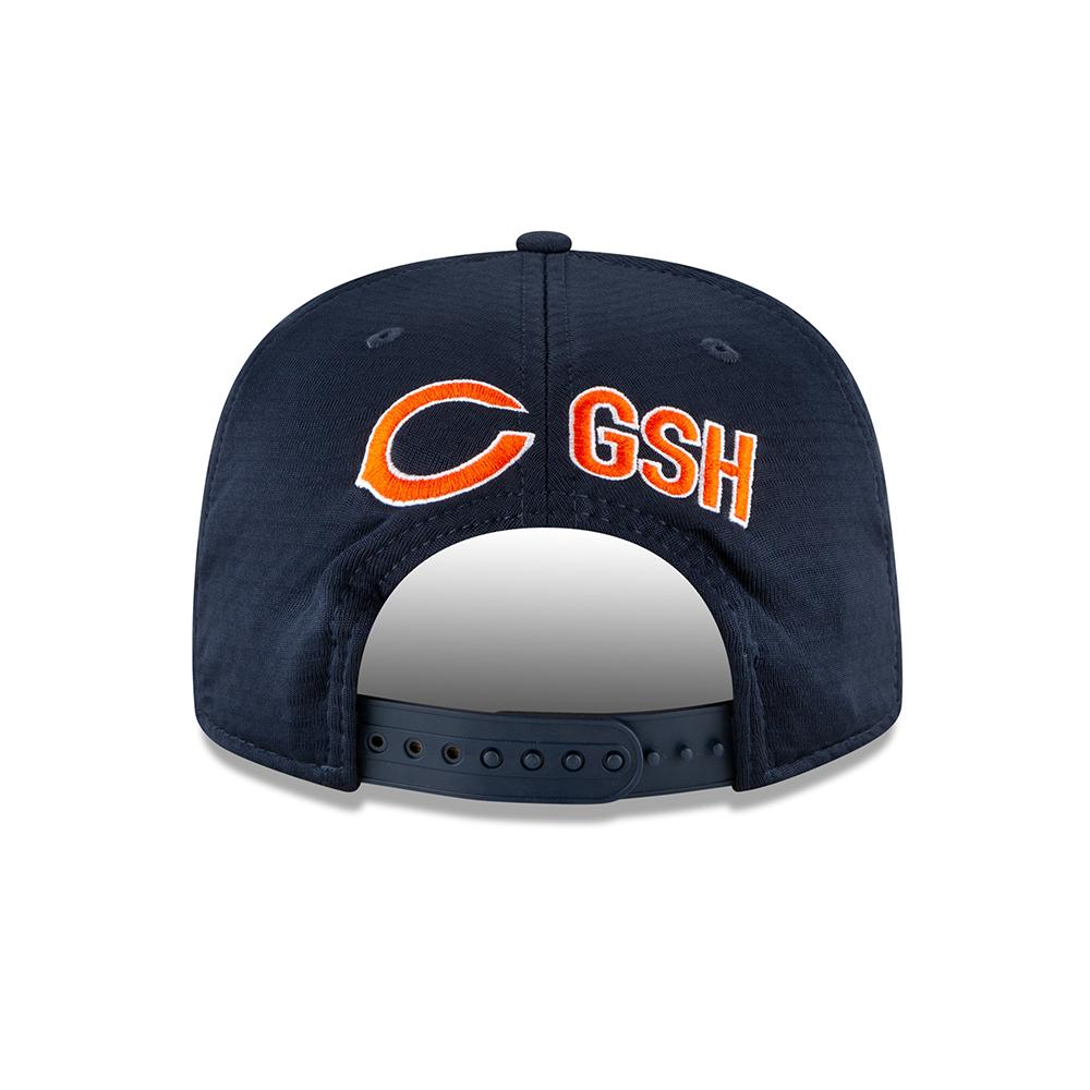 NFL Chicago Bears New Era 2020 Training 9FIFTY - Navy