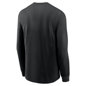 NFL Arizona Cardinals Nike Playbook Long Sleeve Tee - Black