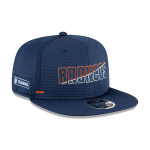 NFL Denver Broncos New Era 2020 Training 9FIFTY - Navy