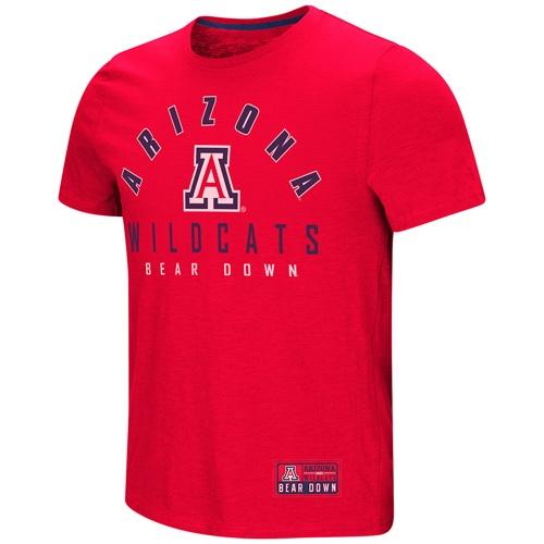 NCAA Arizona Wildcats Rah Rah Rah Tee - Red