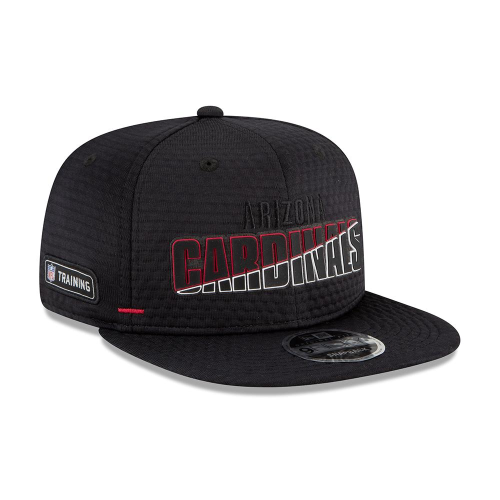 NFL Arizona Cardinals New Era 2020 Training 9FIFTY - Black