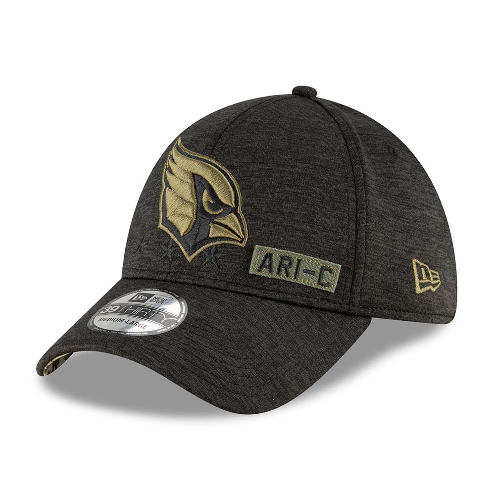 NFL Arizona Cardinals New Era 2020 Salute to Service 39THIRTY