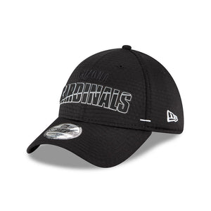 NFL Arizona Cardinals New Era 2020 Black & White Training 39THIRTY