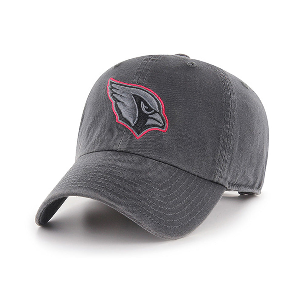 NFL Arizona Cardinals '47 OTS Challenger Adjustable - Charcoal
