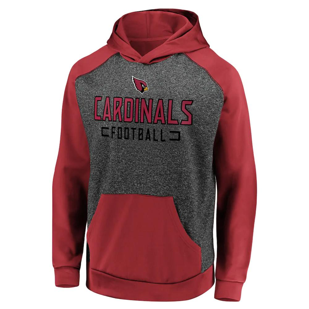 NFL Arizona Cardinals Fanatics Chiller Pullover Hoodie - Red