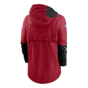 NFL Arizona Cardinals Nike Pregame Player Jacket - Red