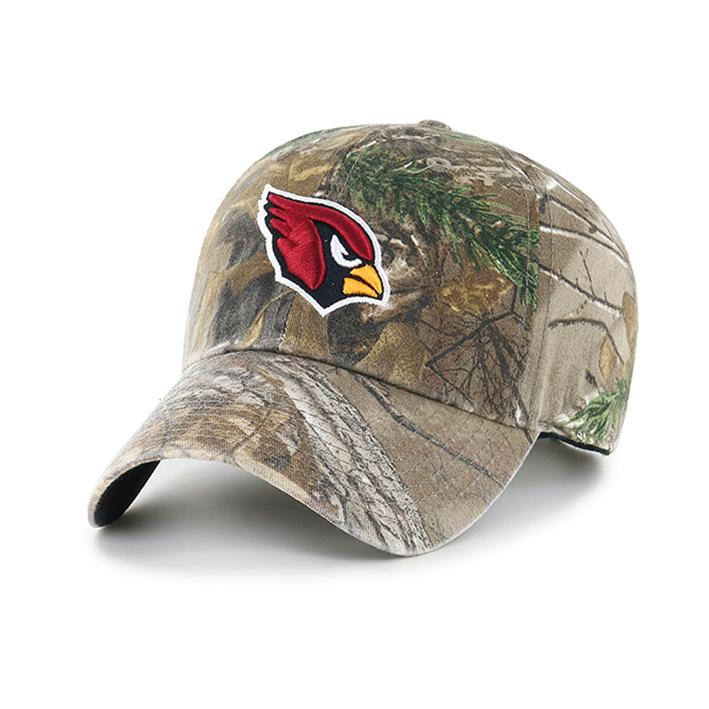 NFL Arizona Cardinals '47 Realtree OTS Challenger Adjustable - Camo