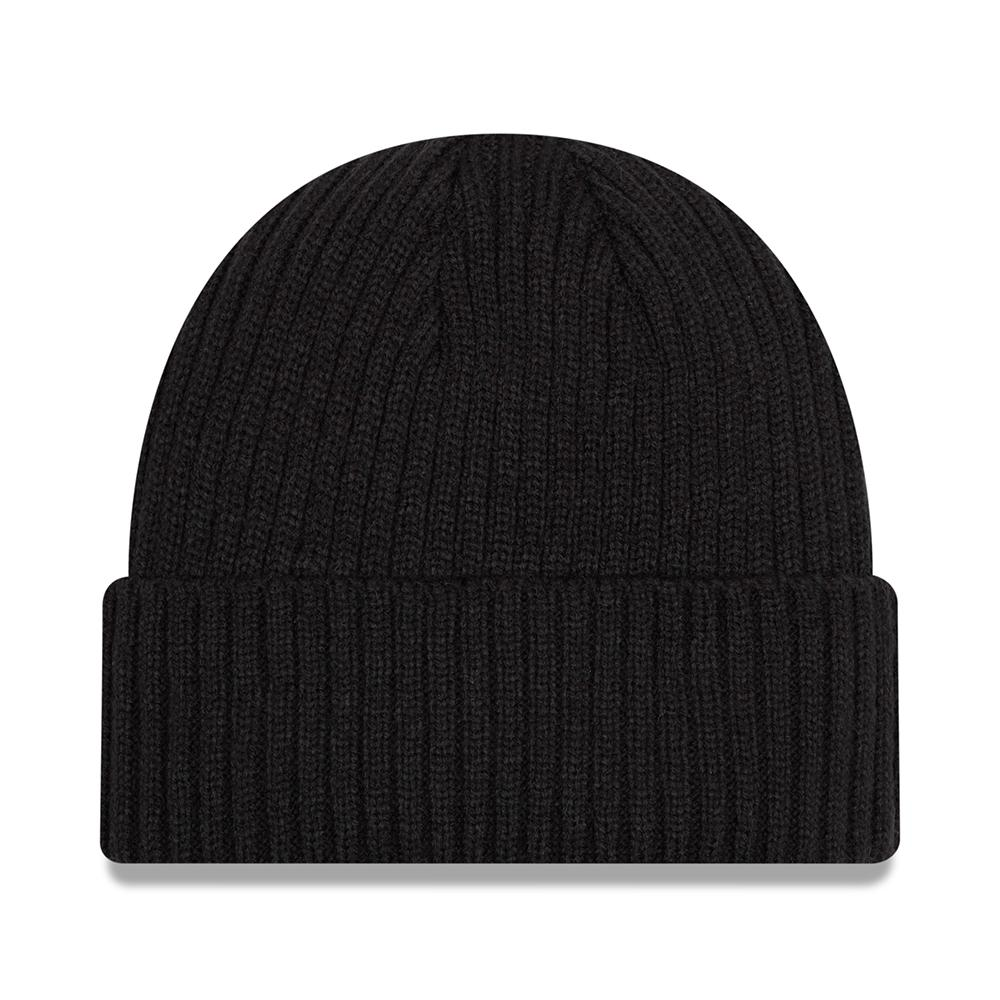 NFL New England Patriots New Era Core Classic Knit - Black