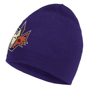NHL Arizona Coyotes Adidas Reverse Retro Reversible Knit - Purple
