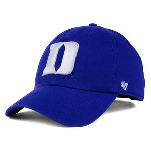 NCAA Duke Blue Devils '47 Clean Up Adjustable - Blue