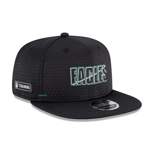 NFL Philadelphia Eagles New Era 2020 Training 9FIFTY - Black