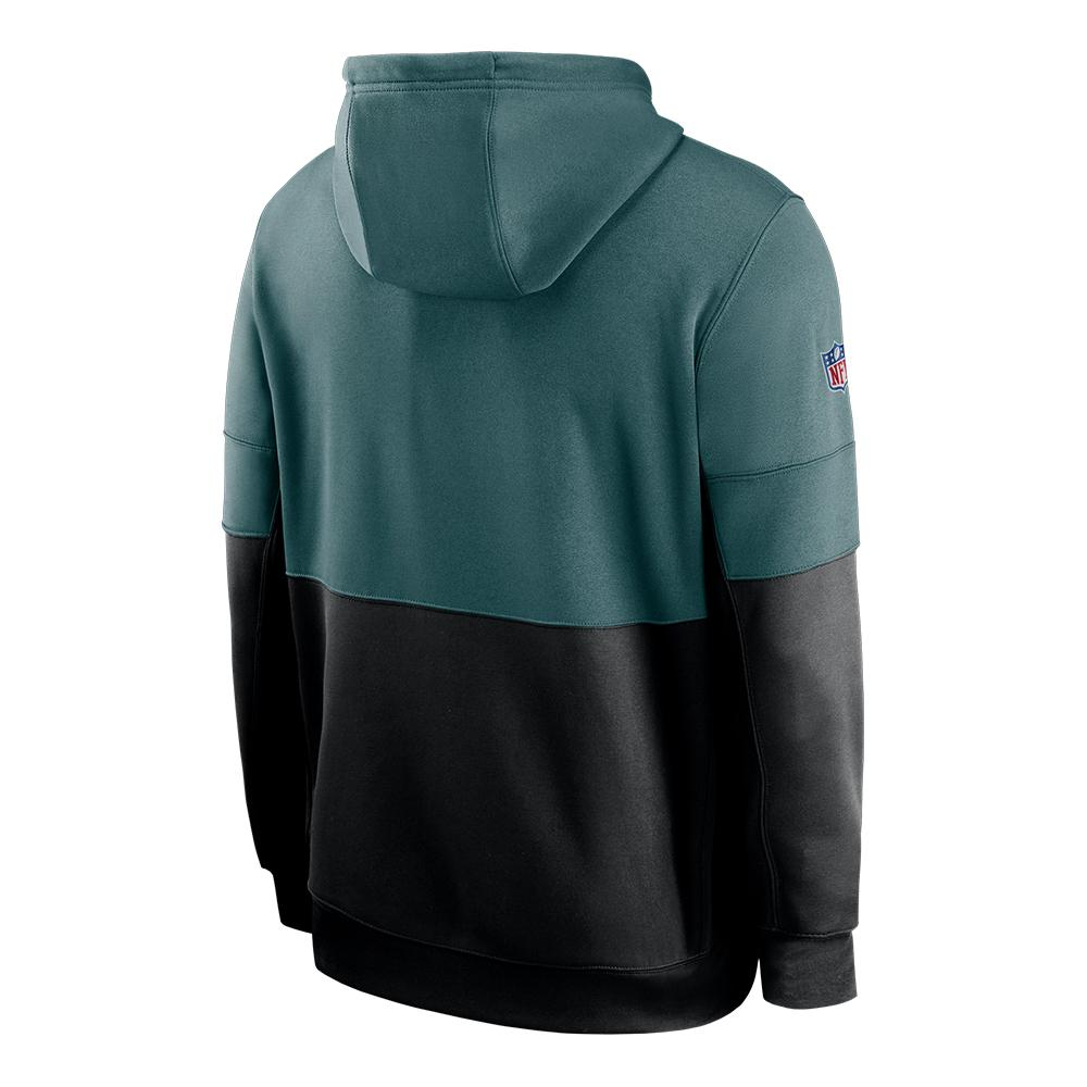 NFL Philadelphia Eagles Nike Impact Lockup Hoodie - Green
