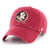 NCAA Florida State Seminoles '47 Clean Up Adjustable - Maroon