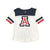 NCAA Arizona Wildcats Women's Colosseum Show Me The Money Tee - White