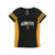 NCAA Arizona State Sun Devils Women's '47 Gem Turnover Jersey - Black