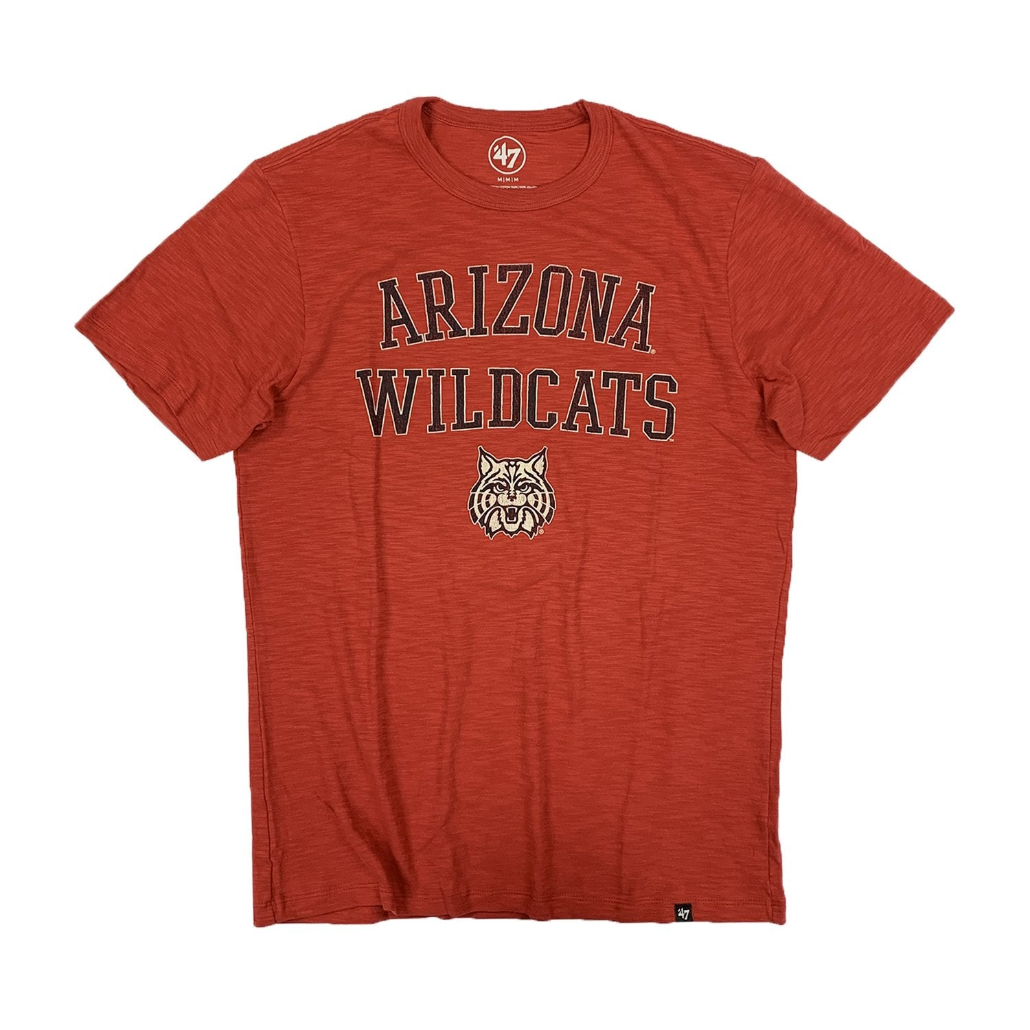 NCAA Arizona Wildcats '47 Classic Track Scrum Tee - Red
