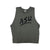 NCAA Arizona State Sun Devils Women's Zoozatz Empower Muscle Tank - Gray