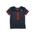 NCAA Arizona Wildcats Youth Girl Colosseum Mink Tee - Navy