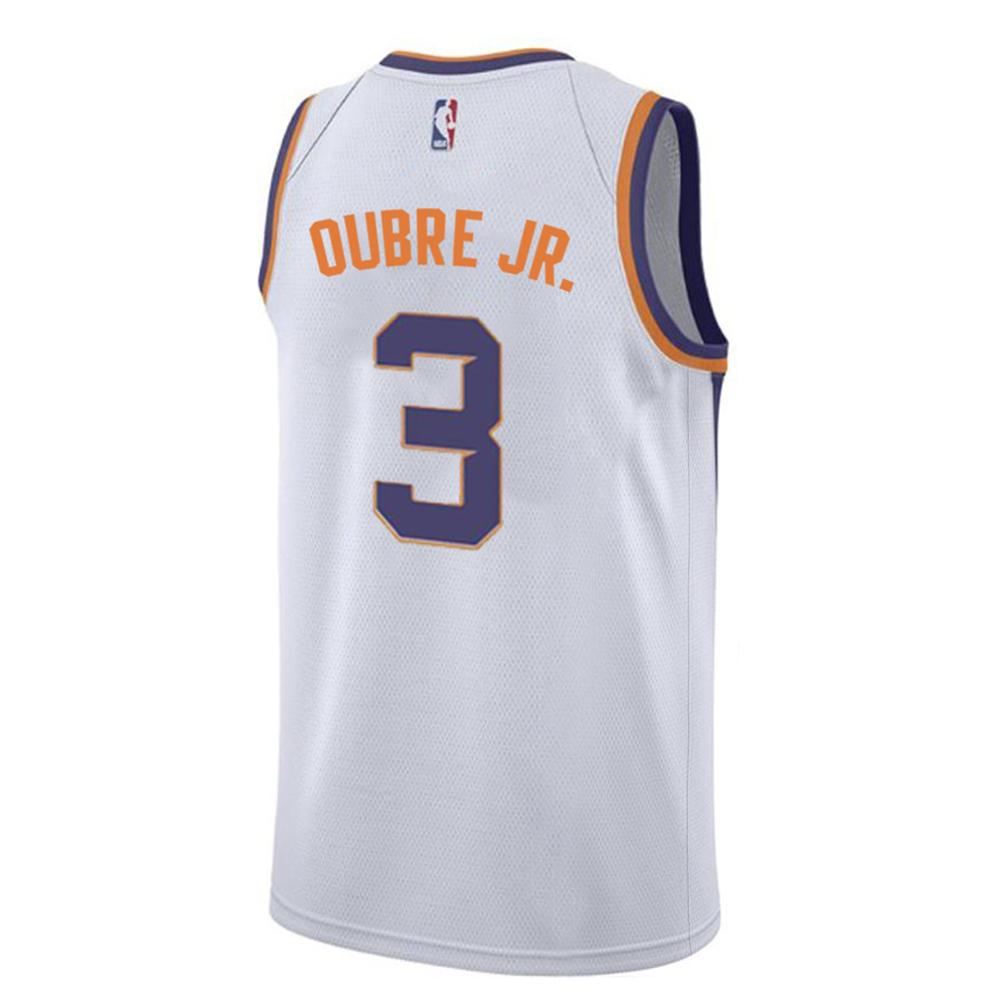 NBA Phoenix Suns Kelly Oubre Jr. Nike Association Swingman Jersey - White