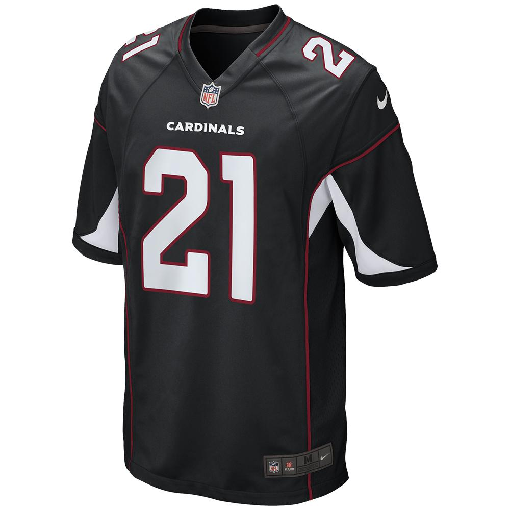 NFL Arizona Cardinals Patrick Peterson Nike Game Jersey - Black