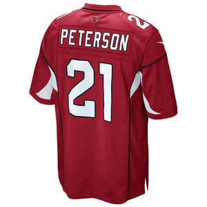 NFL Arizona Cardinals Patrick Peterson Nike Game Jersey - Red