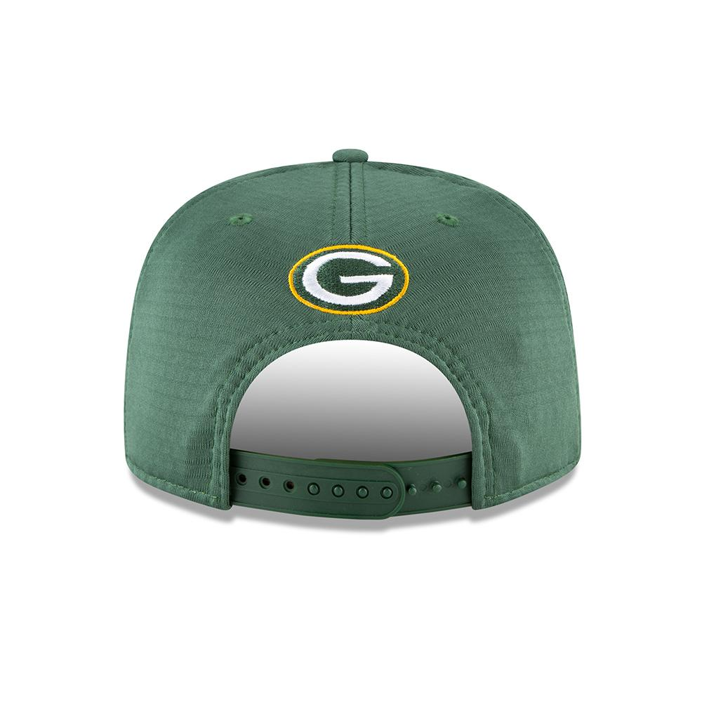 NFL Green Bay Packers New Era 2020 Training 9FIFTY - Green