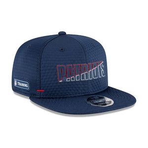 NFL New England Patriots New Era 2020 Training 9FIFTY - Navy