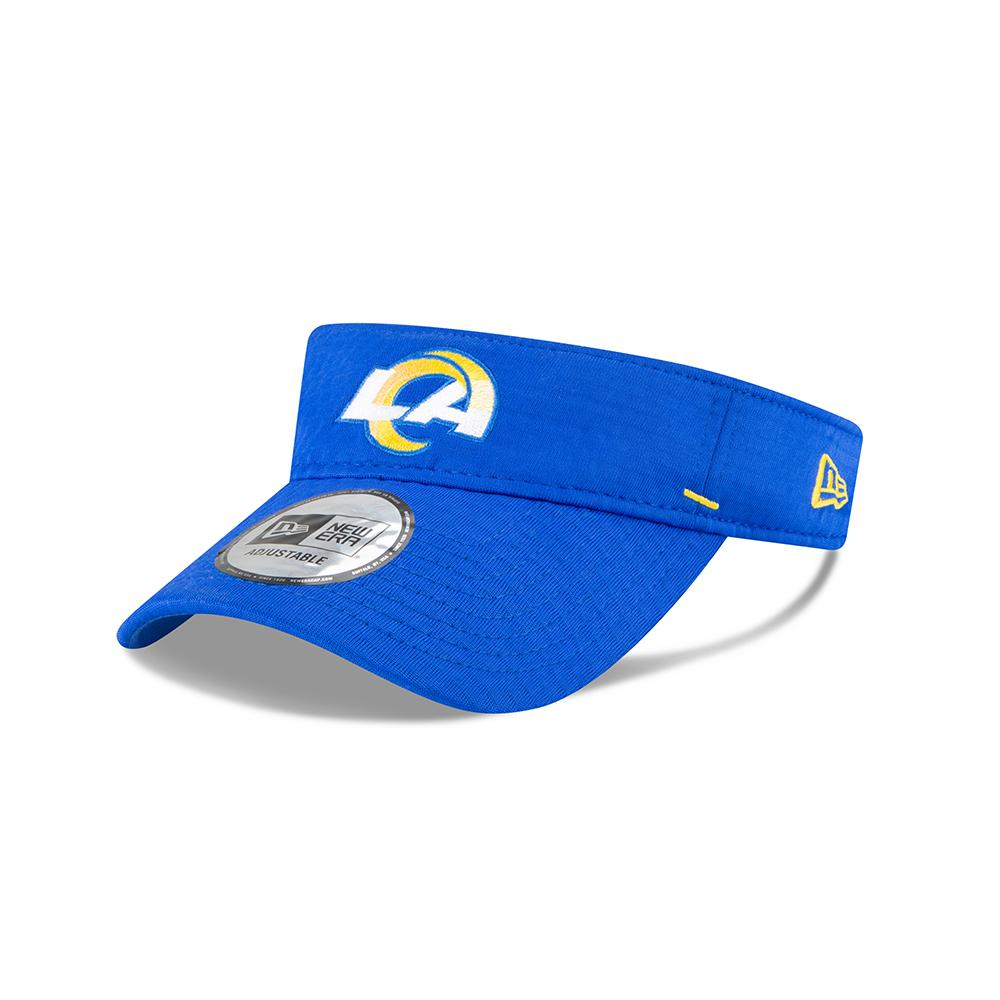 NFL Los Angeles Rams New Era 2020 Training Visor