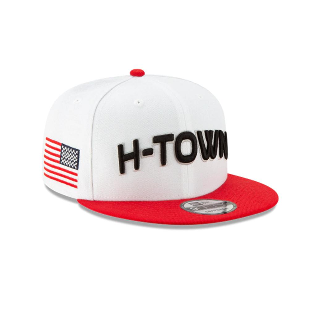NBA Houston Rockets New Era 2019 City Series 9FIFTY - White