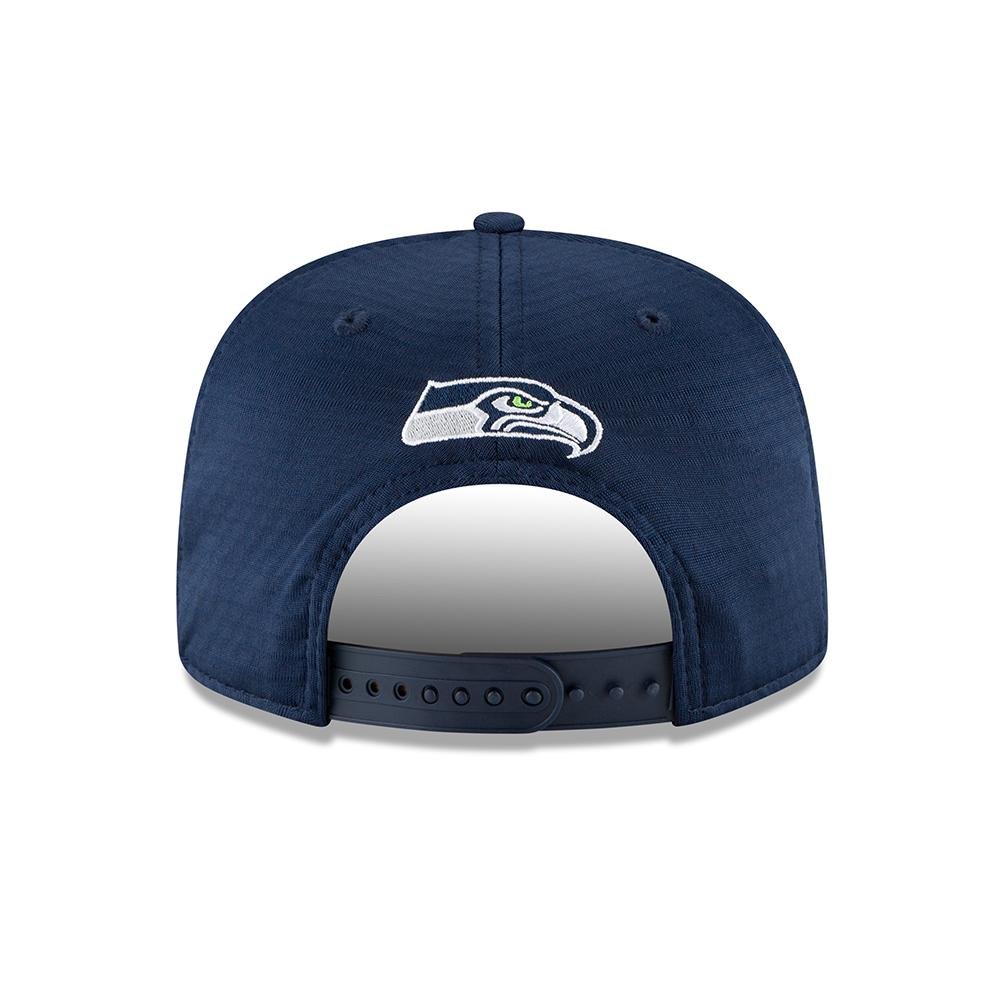 NFL Seattle Seahawks New Era 2020 Training 9FIFTY - Navy