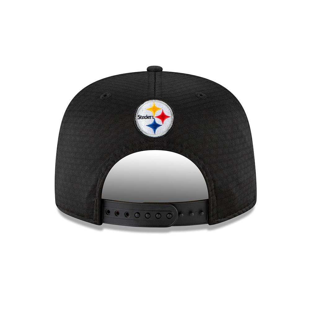 NFL Pittsburgh Steelers New Era 2020 Training 9FIFTY - Black