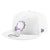 NBA Phoenix Suns New Era Platinum Diamond Era 9FIFTY - White