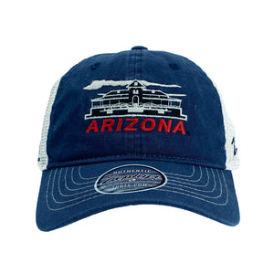 NCAA Arizona Wildcats Zephyr Destination Scholarship - Navy