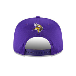 NFL Minnesota Vikings New Era 2020 Training 9FIFTY - Purple
