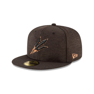 NCAA Arizona State Sun Devils New Era Shadows 59FIFTY - Black