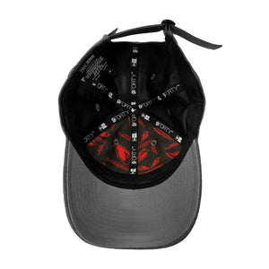 NFL Arizona Cardinals New Era Black Label 9FORTY - Gray