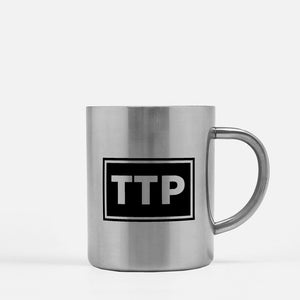 Stainless Steel TTP Mug