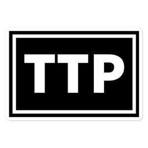 TTP Sticker