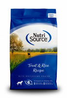 NutriSource Adult Trout & Rice