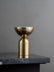 Silio - 1 light brass table lamp