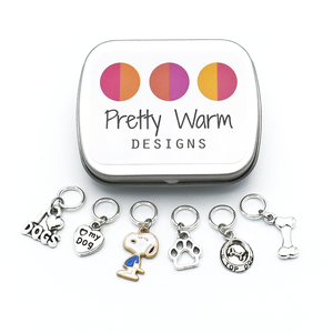 Dog Love Stitch Markers