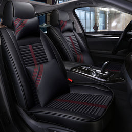 VIP LEATHER car seat cover | UPHOLSTERY