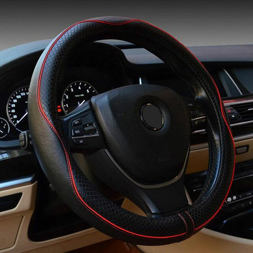 VIP LEATHER Car Steering-wheel Cover