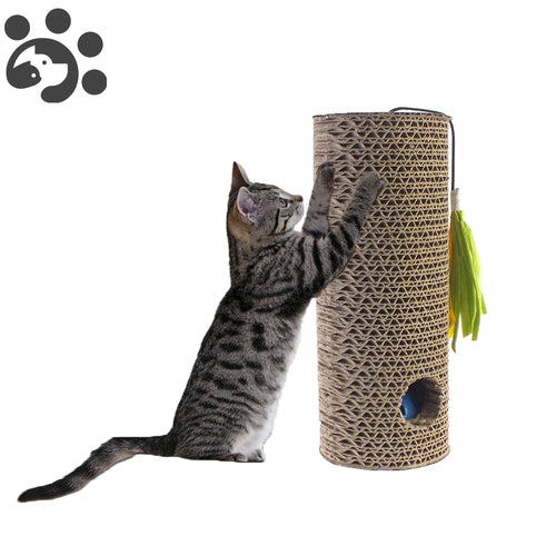 Cat Scratching for Pets Cat Toy Scratch Corrugated Paper Board for Cat House Scratching Post Cat Scratcher Pets Products TY0011