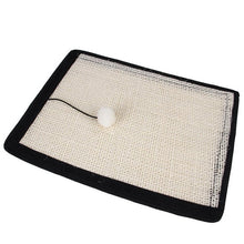 Load image into Gallery viewer, Pet Cat Scratch Guard Mat Sisal Toy Cats Scratching Post Furniture Sofa Claw Protector Pads For Table Chairs Sofa Legs Handrail